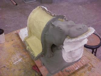 Hippo Process 04 by AlexCFriend