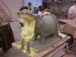 Hippo Process 02 by AlexCFriend