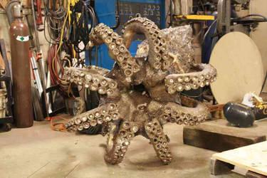 Octopus Process 15 by AlexCFriend