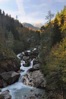Gega river by Kirill-Puchkov