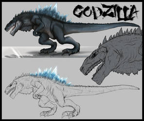 Godzilla, zilla, whatever by DJCoulz