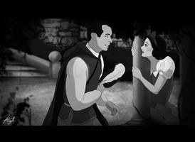 Snow White - Prince Montgomery by DJCoulz