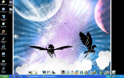 Desktop by Tazni