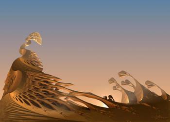 Amazing dawn by janhein