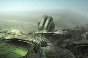 Mutated Landscape by janhein