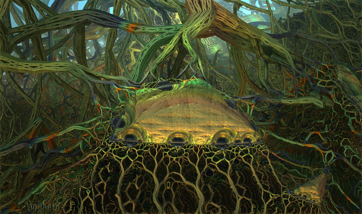Roots and Branches 5 by janhein