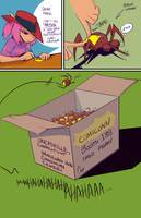 Comiconn Bound by FredGDPerry