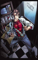 Ultimate Peter Parker Returns by ColorDojo