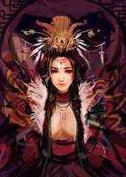 Red Princess by muju