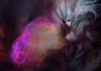 Patreon Core Reward - Vengeful Spirit by muju