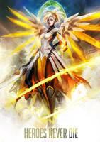 Mercy WIP update by muju