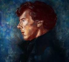 A Consulting Detective by andycwhite