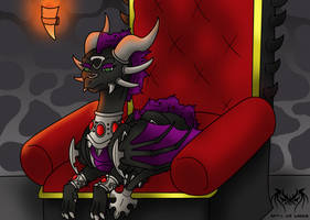 Feuriah skylander: the lost queen by Naeda