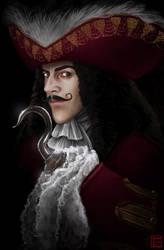 Captain James Hook by FloorSteinz