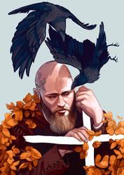 Ragnar - Vikings by FloorSteinz
