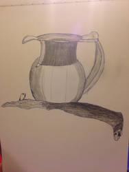 Portfolio Drawing #1 by lonelyp00l