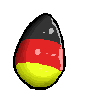 Germany Egg by PikaIsCool