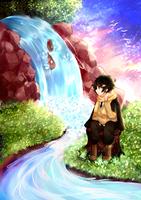 Traveller by reirupan