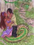 Entangled in Your Love by OrakianDragonGirl