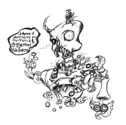 Skulliosis by severedconnection