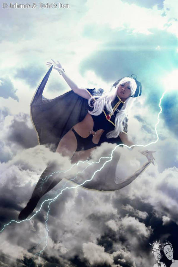 Ororo Munroe - The Storm by a-kwa
