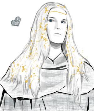 Glorfindel Portrait by OracleofImladris