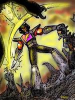 Deathmetal by Snakelestat28