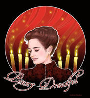 Penny Dreadful - Vanessa Ives by blankaizabela