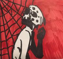 Spider lady by ZeroZeroSenpai