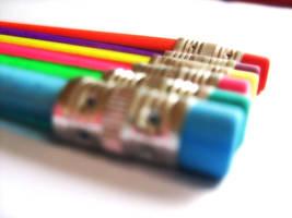 Rainbow Pencil by Lara-Princess