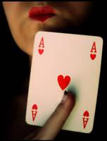 Queen of hearts by Lara-Princess