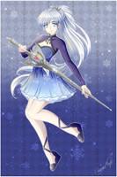 Weiss by LalaLuna-Art