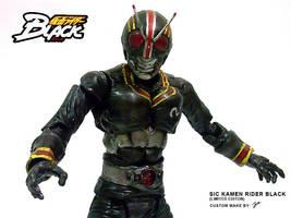SIC KAMEN RIDER BLACK 04 by wongjoe82