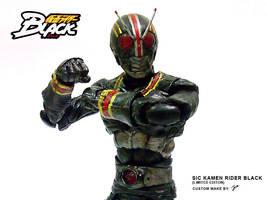 SIC KAMEN RIDER BLACK 06 by wongjoe82