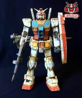 Bandai GUNDAM MG RX-78-2 Ver. ONE YEAR WAR 0079_01 by wongjoe82
