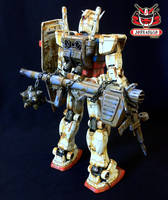 Bandai GUNDAM MG RX-78-2 Ver. ONE YEAR WAR 0079_02 by wongjoe82