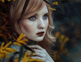 Kylie I by surabhiguptaphotoart