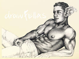 Hypnos in Blue Jeans by drawfellas