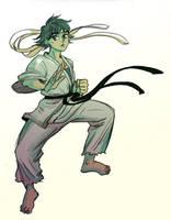 Makoto by orientalowl