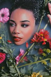 Portrait 2 by lalalandofclouds
