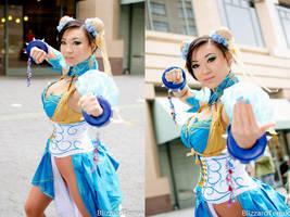 F12 - Chun Li by BlizzardTerrak