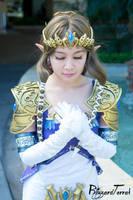 W15 - Princess Zelda by BlizzardTerrak