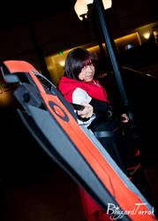 SW17 - Ruby Rose by BlizzardTerrak