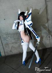 AX17 - Satsuki by BlizzardTerrak
