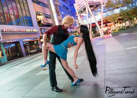 AX17 - Wall Market Dance by BlizzardTerrak
