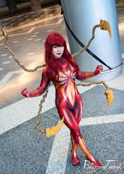 HV17 - Mary Jane - The Iron Spider by BlizzardTerrak
