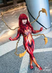 HV17 - Mary Jane - The Iron Spider by BlizzardTerrak