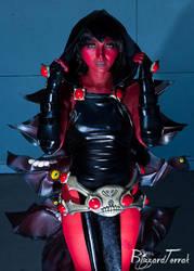 W18 - Devil Raven by BlizzardTerrak