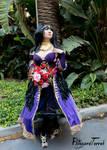 AX18 - Bridal Tharja by BlizzardTerrak