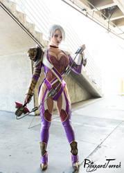 AX18 - Ivy Valentine by BlizzardTerrak